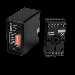 Detector de Maça Metálica Central de Laço 2 Pontos – CX-7602