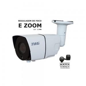 Câmera Varifocal TWG TW 2812 VF